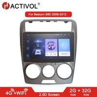 HACTIVOL 2G+32G Android 8.1 Car radio stereo for FAW Besturn B50 2009 2012 car dvd player gps navi car accessories 4G internet