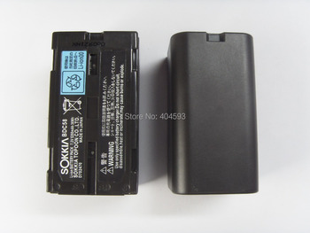 Samsung battery core NEW BDC58 BDC-58 BATTERY 7.4V/5200aAH Li-ion battery,for SOKKIA total Station and GPS