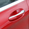 Car Door Handle Cover Trim  For Mercedes Benz C Class C-Class W205 2015 2016 GLC  Car Styling Accessories for Left hand drive