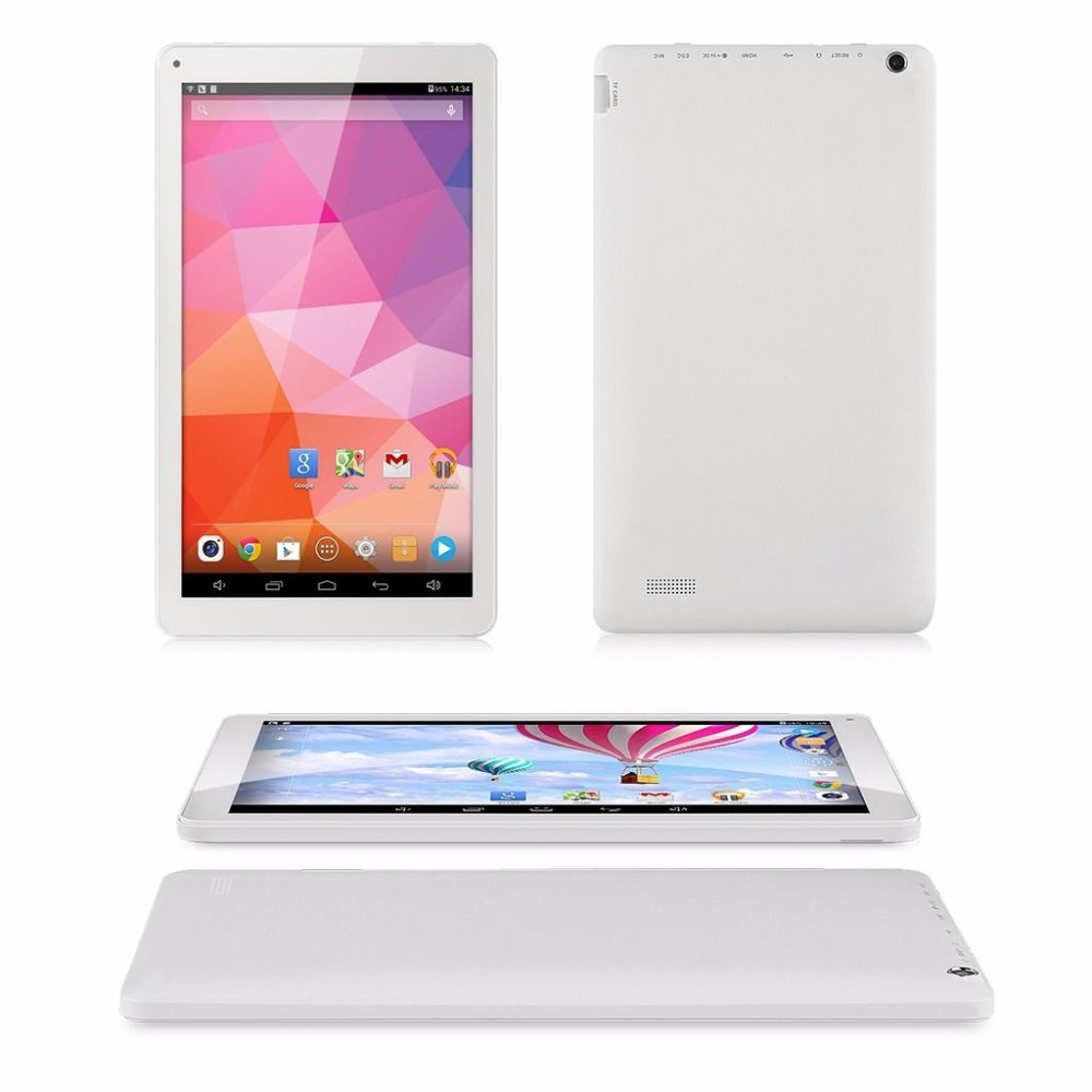 Free Shipping 10 inch  10.1 Android 4.4 Tablet PC Octa Core 16GB/1GB HDMI IPS New  Android 4.4 OS