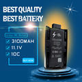 Parrot Rc Drone 3100MAH battery 11.1 V 21.6A Lipo battery Bebop Drone 2 Quadcopter