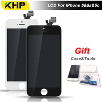 100 KHP AAAA Quality 5C LCD For IPhone 5S 5 5C Screen Replacement LCD Display Touch