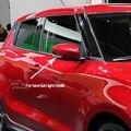 Аксессуары для автомобилей ABS Хромированная боковая зеркальная крышка отделка формовка для Suzuki Dzire третьего поколения 2017 2018 2019
