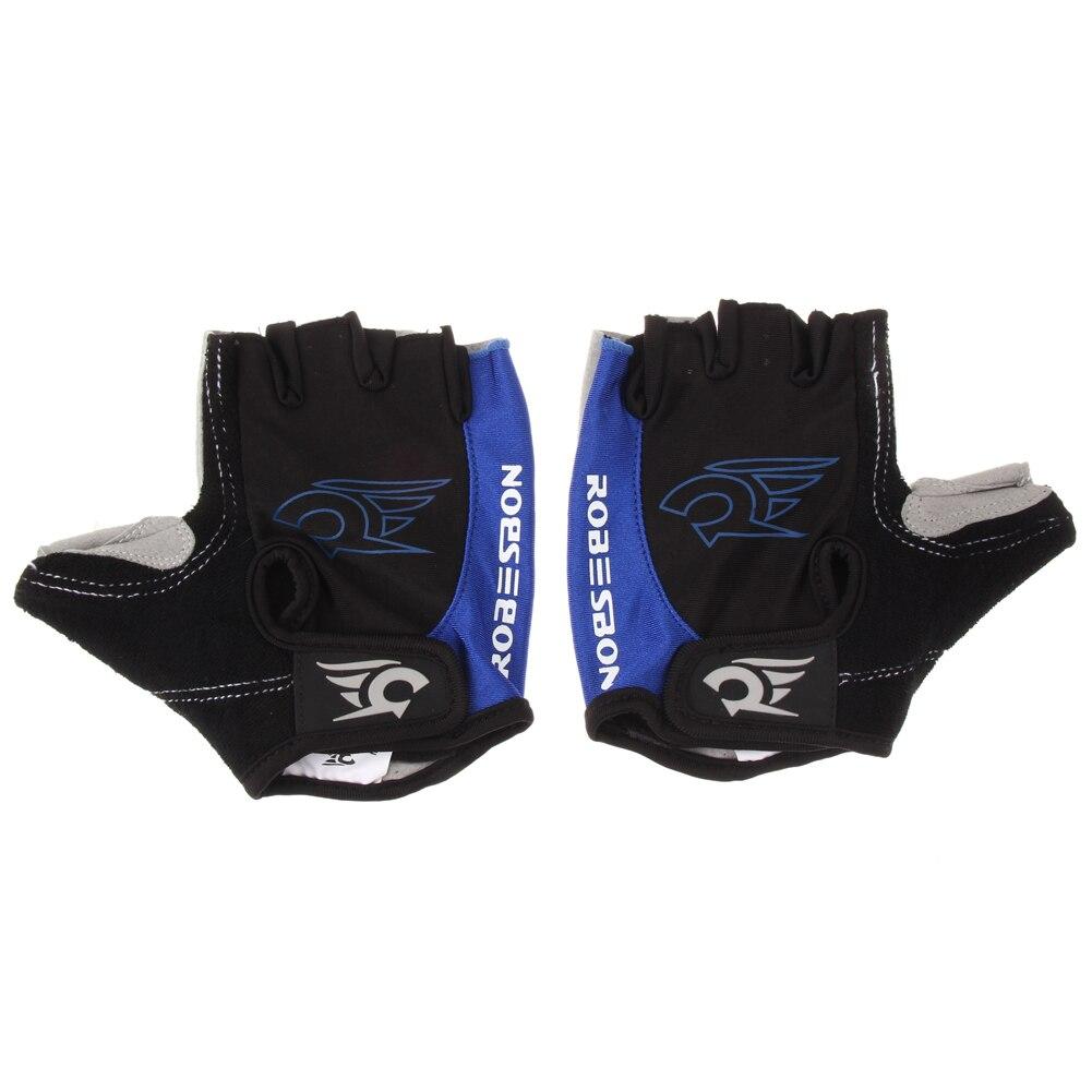 1 пара Для мужчин Перчатки Для женщин MTB велосипеда дышащие Нескользящие перчатки гель Pad Мужская Половина Finger Тактические Прихватки для ман...