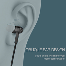 Neckband Bluetooth Earphones with Microphones