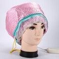 Cuidado del cabello Spa Cap Belleza Vaporizador Tratamiento Térmico Nutritiva Sombrero Pelo Tapa con casquillo del Baño Utensilios Envío Gratis