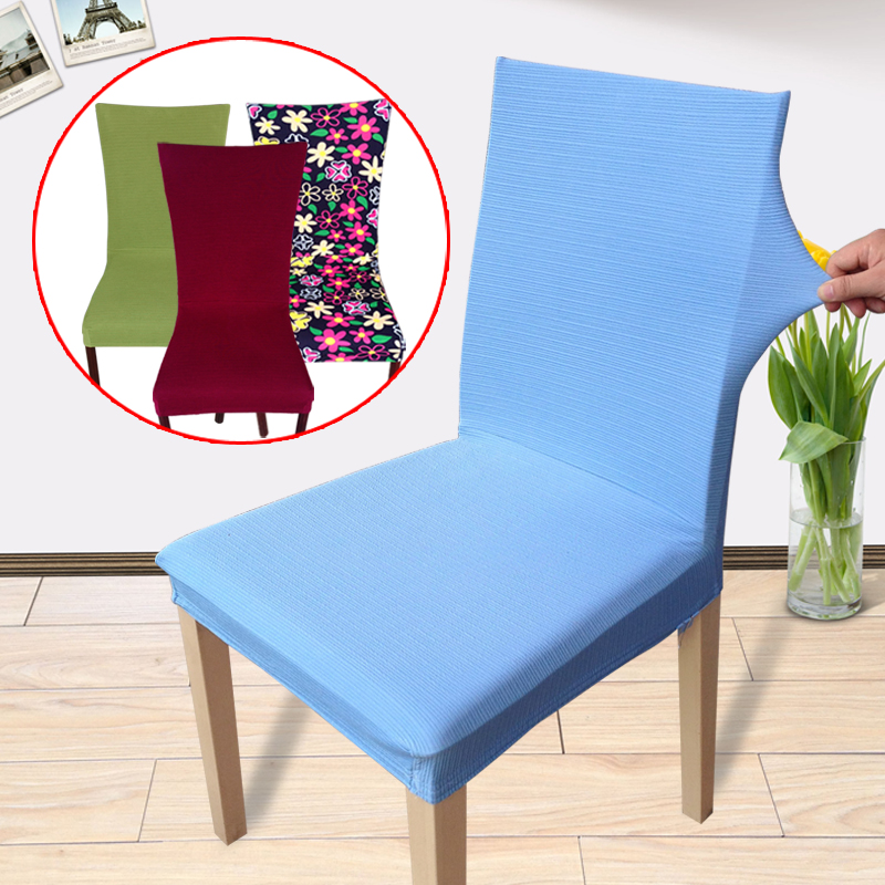 22 styles Elastic office chair cover  brief dining chair seat cover - Home Textile - Photo 3