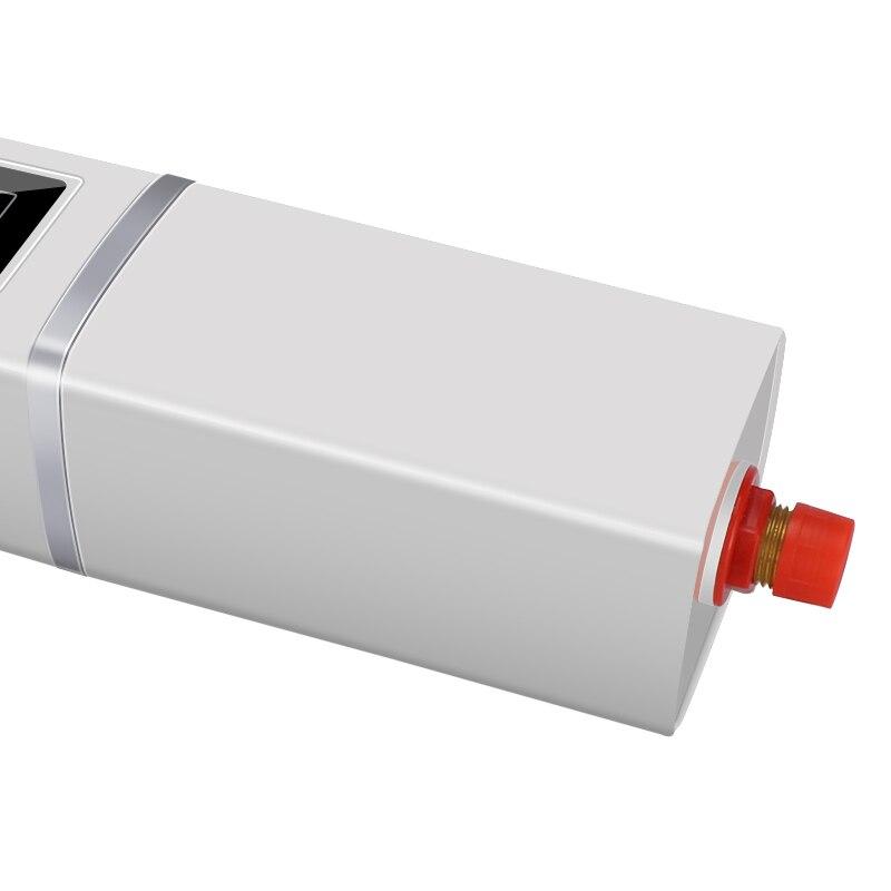torneira aquecedor de água elétrico termostato do