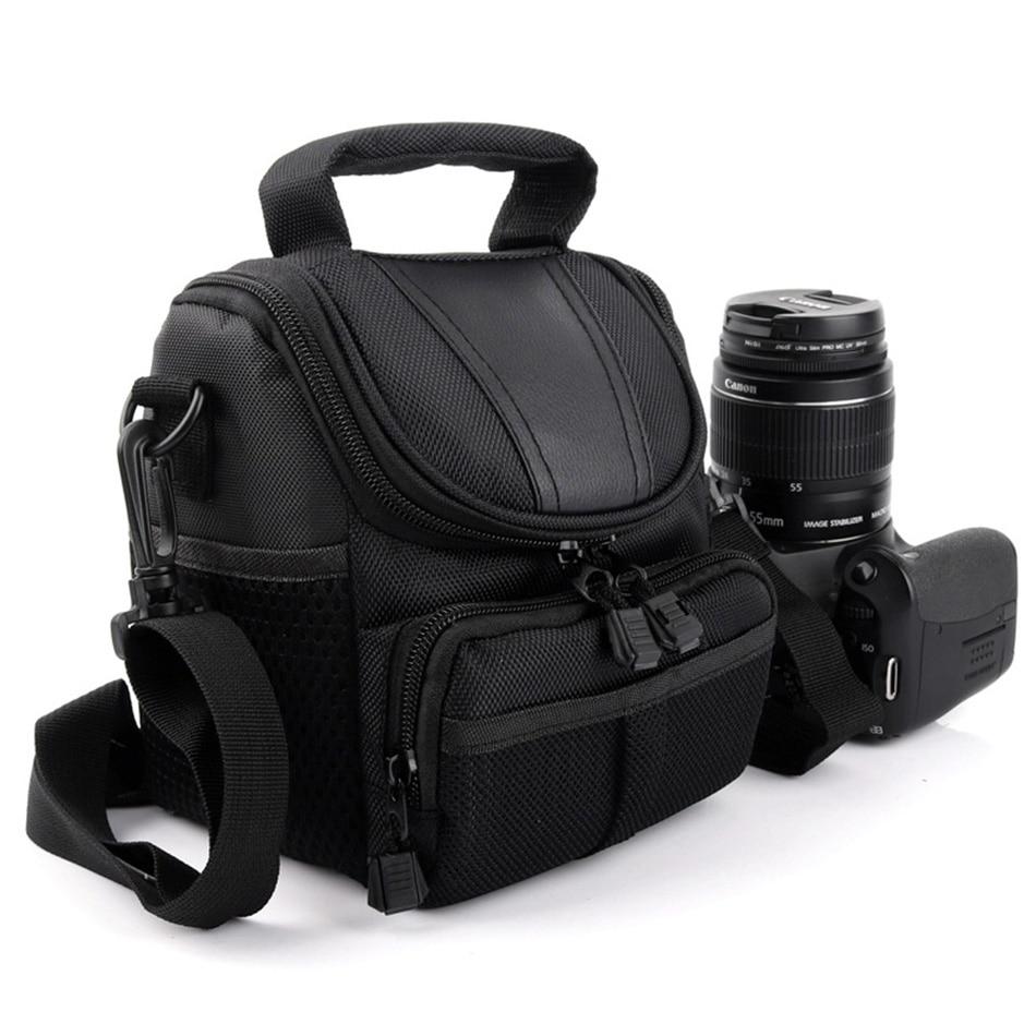Bolsa Dslr Camera Bag Case For Canon 100d 200d 1100d 1200d 1300d 450d 500d 550d 600d 650d 700d 750d 760d 800d m3 m5 M10 M100 M50 Sx60