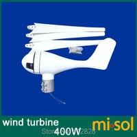24V 400W Wind Turbine Wind Generator Kit