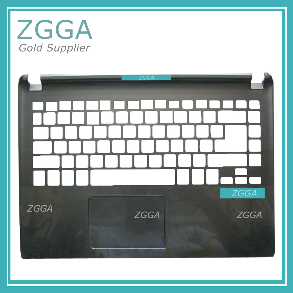 NEW Laptop Palmrest For ACER Aspire V5-552 V5-552G V5-552PG Upper Case LCD Bezel Screen Frame Shell Bottom Cover Base Lower Case new original orange for lenovo u330 u330p u330t touch bottom lower case base cover lz5 grey 90203121