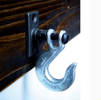 Industrial Style Retro Clothes Hanger Wall Hook
