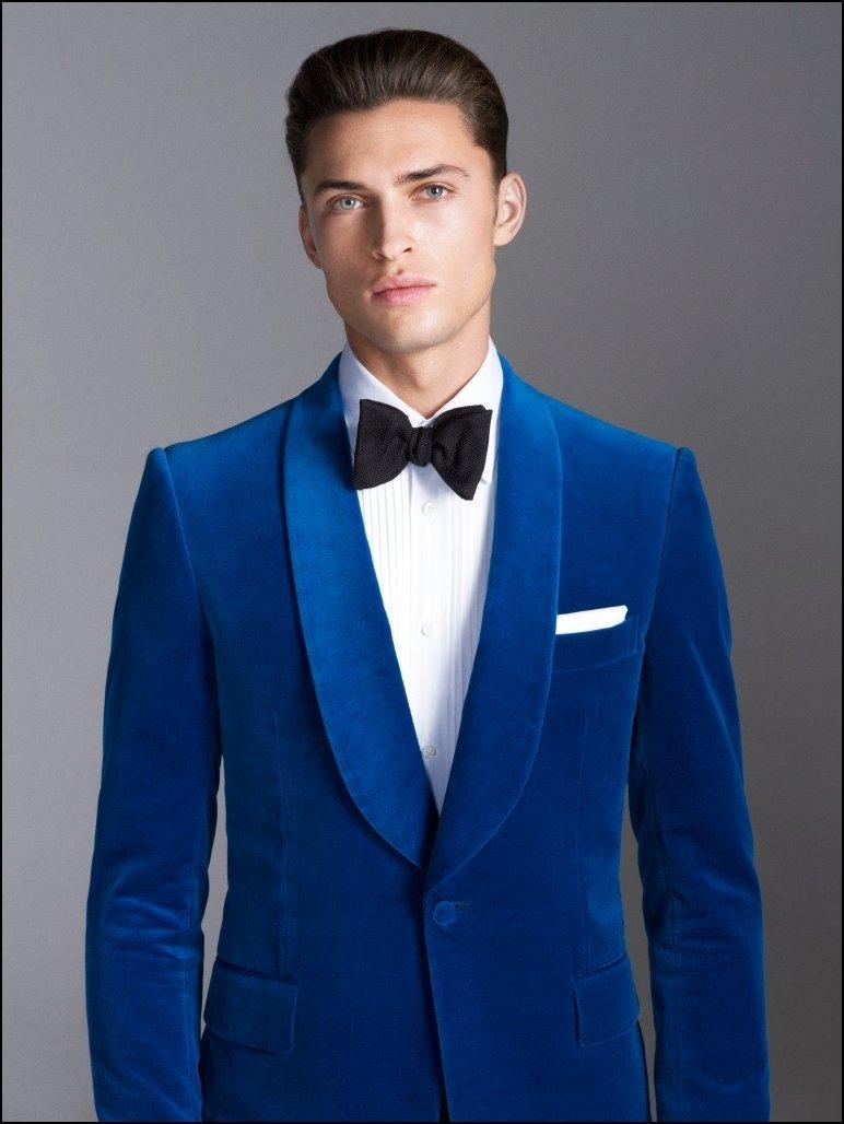 Latest Coat Pant Designs Royal Blue Velvet Shawl Lapel Formal Custom Groom Wedding Suits For Men Slim Fit 2 Pieces Terno 19