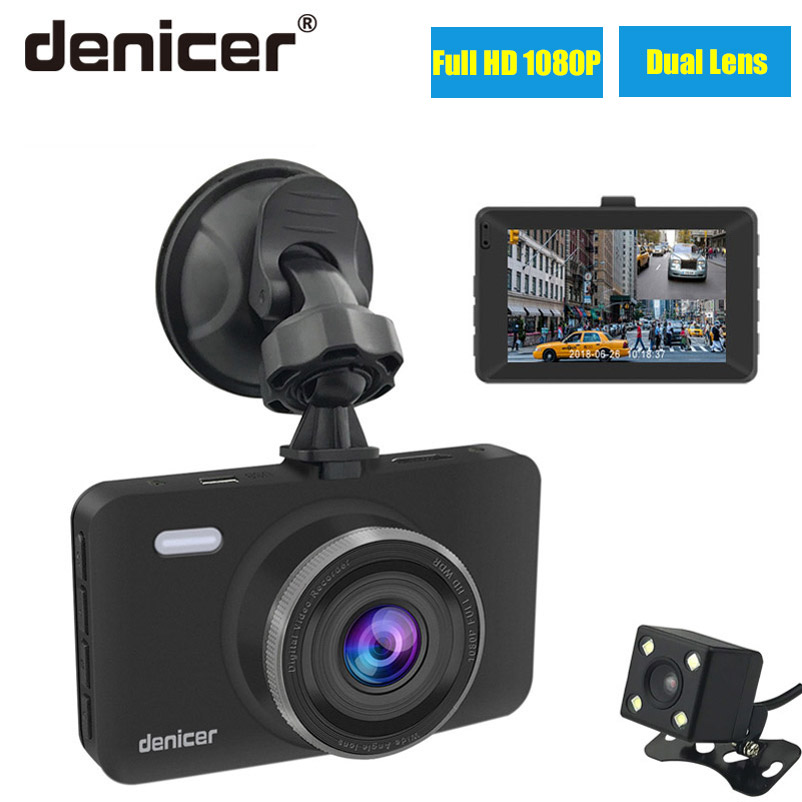 Denicer Car Dvr Camera 3.0