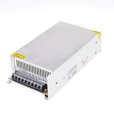 S-480-24 Aluminum Housing Output DC 24V 20A LED Switching Power Supply цена 2017