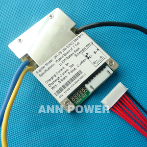 Image 3 - 7S 24V (29.4V) lithium ion battery BMS 20A continuous discharge current For 24V E bike li ion battery With the balance function