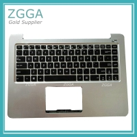 Genuine New for ASUS K401 A401 K401L K401LB Palmrest Laptop Keyboard Bezel Upper Case Cover Shell