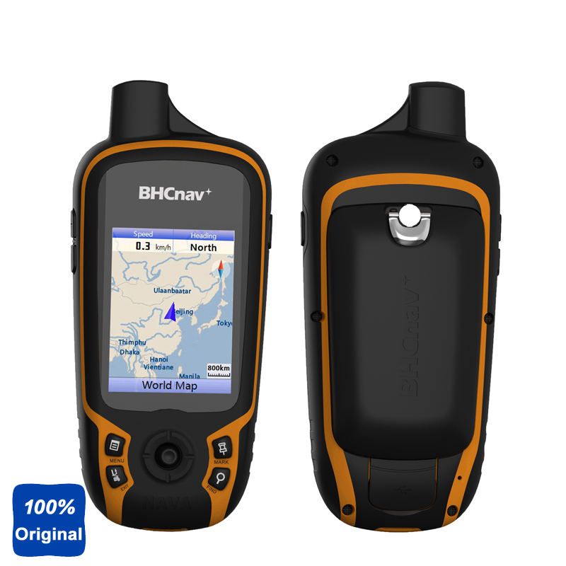 NAVA F30 GPS and GLONASS Receiver for Agriculture, Forest, Surveying, Mining and More Outdoor Works Handhelds GPS Navigator