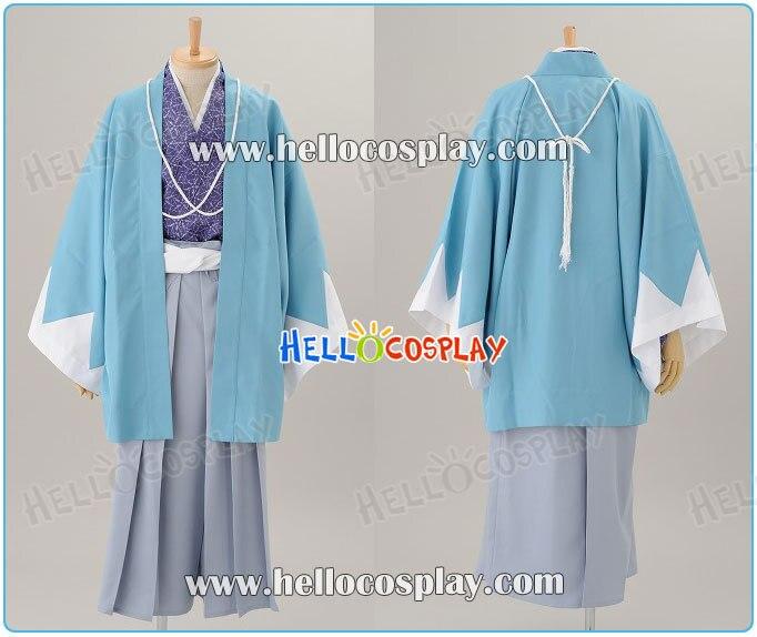 Hakuouki Shinsengumi Kitan Costume Cosplay H008