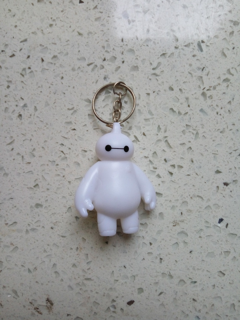 20pcs/<font><b>lot</b></font> <font><b>Big</b></font> <font><b>Hero</b></font> <font><b>6</b></font> Baymax Key Chain 6cm Cute <font><b>Action</b></font> <font><b>Figure</b></font> Pendant Keychain Gift Keyring for friends