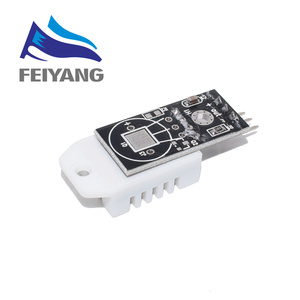 Image 3 - 10PCS DHT22 Digital Temperature and Humidity Sensor AM2302 Module+PCB with Cable
