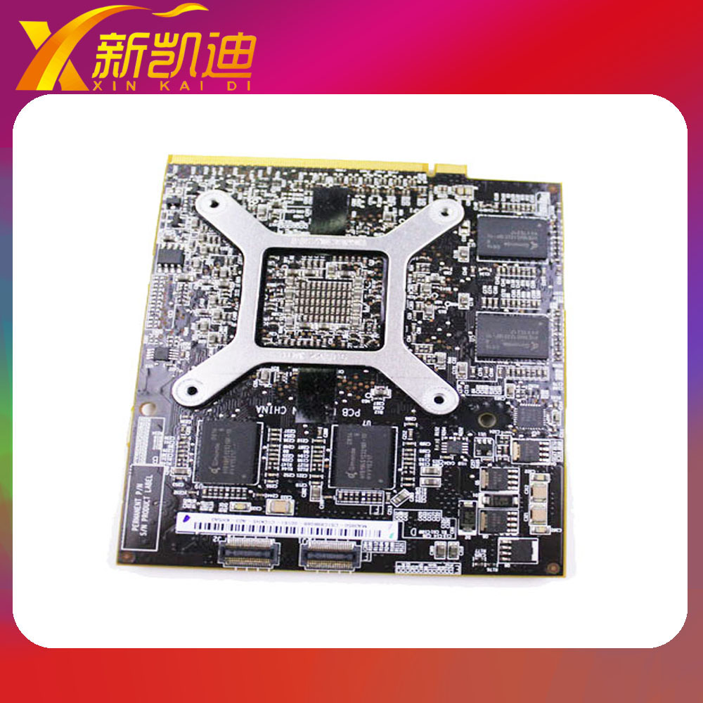 HD4870 HD 4870 216-0732023 B375P DDR3 MXMIII VGA Video Card for ASUS W90VP W90 notebook
