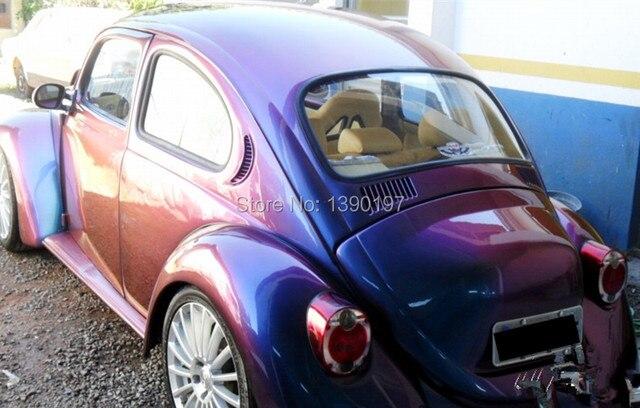 Pearlescent Car Paint >> Chameleon Pigments Color Changing Pigments Chameleon Pearl Pigments