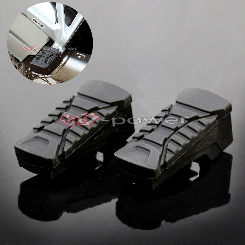 For BMW R1200GS LC 2014-2017 / R1200GS ADV 2014-2017 Motorcycle Passenger Footrest Foot peg Footrest Rubber цена 2017