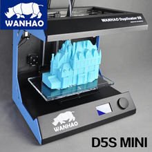 2015 newest 3d printer of wanhao high quality low price for home, school, office use