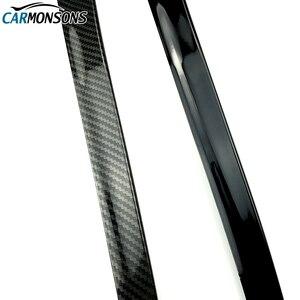 Image 5 - 폭스 바겐 골프 용 Carmonsons 7 MK7 리어 윙 사이드 스포일러 스티커 트림 커버 액세서리 자동차 스타일링