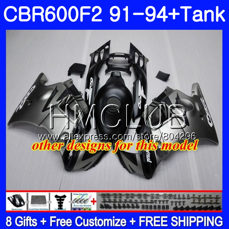 Корпус для Honda cbr600fs CBR 600 F2 FS наличии red Hot 91 92 93 94 58HM. 23 CBR 600F2 CBR600 F2 CBR600F2 1991 1992 1993 1994 обтекателя - 6