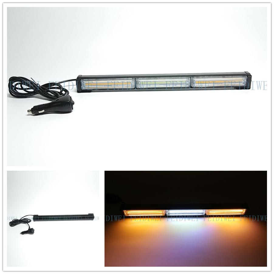 09093 COB led 1811 blink modus emergency warning traffic advisor vehicle strobe led for all vehicles 12v 9W Modelling lamp