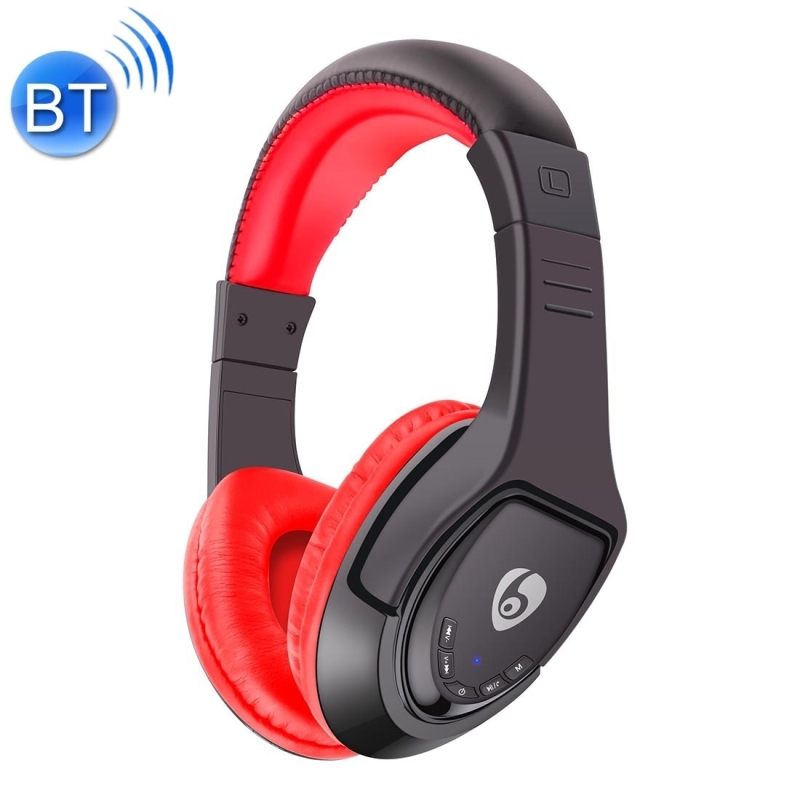 OVLENG Wireless Headphone Foldable Stereo 4.1 Headset Handsfree Headband Music Player for iPhone iPad iPod Samsung