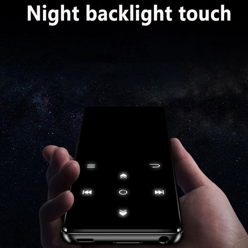 Benjie Portable K11 Mp3 Music Player Waterproof Hifi Bluetooth4 2 Lossless  Audio Players Fm Radio Ebook Voice Recorder