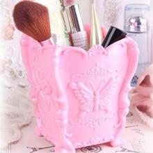Hot Sale Acrylic Makeup Cosmetic Storage Box Case Brush Pen