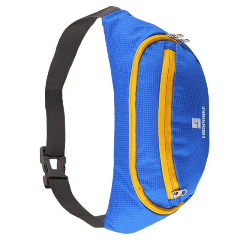 Waterproof Breathable Running Bag for Travel Hiking jogging riding Waist Belt Zip Pack Sport Messenger Bags
