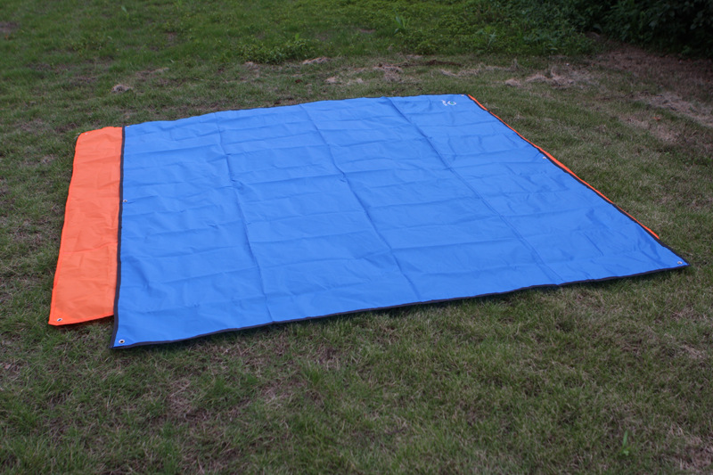 IMG_1361 & HARLEM Harlem outdoor tent ground cloth 220 * 150cm waterproof ...