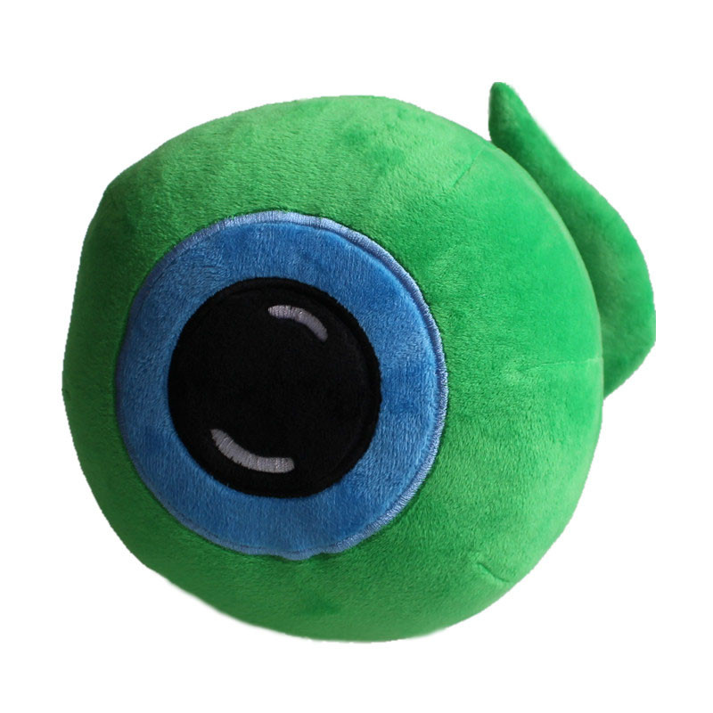 Very Good Hot Jacksepticeye Sam Plush Toy Doll Septiceye Green Eye Stuffed Toys 25cm