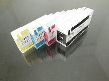 For HP 711 Refillable Ink Cartridge For HP711 Designjet T120 T520 Printer With Chip цена