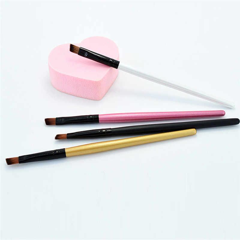 2018 Portable Ukuran Baru 1PC Sikat Alis untuk Makeup Alis Kosmetik Riasan Sikat Makeup Kit Mudah Dibawa 1030X0423 0.5 4