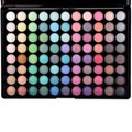 Moda Especial 88 Colores Naturaleza Caja Comestic Paleta Sombra de ojos Set de Maquillaje Profesional Paleta de Sombra de Ojos Del Maquillaje 1440488