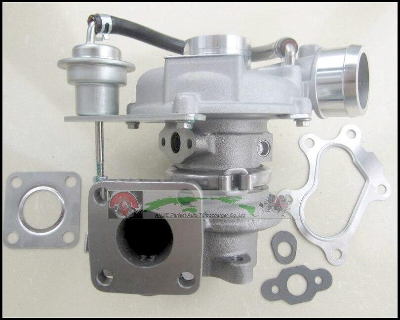 Turbo 4JB1T RHF4 VP47 XNZ1118600000 Huile refroidi Pour ISUZU Trooper pour Dongfeng Ramassage 4JB1T 4JB1-T 4JB1 T Turbine Turbocompresseur