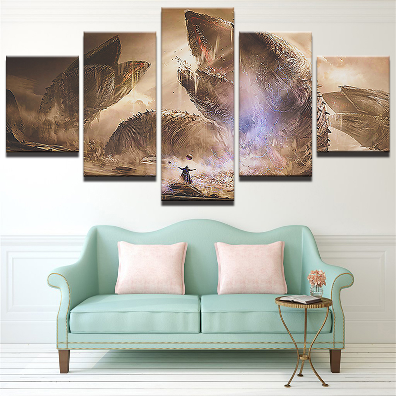 Pengda Canvas Painting