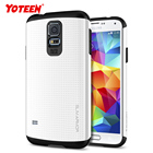 Yoteen Mobile Phone Case for Samsung Galasy S5 with Air Cushion Technology and Hybrid Drop Protection