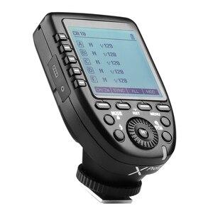 Image 5 - Вспышка для камеры Godox TT685C TTL 2,4 ГГц Высокая скорость 1/8000s GN60 + Xpro C TTL беспроводной передатчик для камеры Canon DSLR