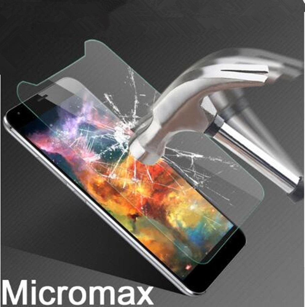 Tempered Glass for Micromax Q415 Q465 Q351 Q334 phone Screen Protector Film Protective Screen Cover For Micromax AQ5001