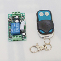 Free Shipping Wireless Remote Control Remote Switch For Door Lock Access Control System