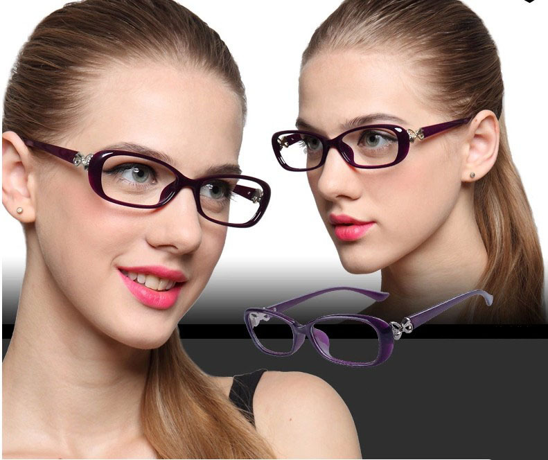 faa92d37e6c B 2016 NEW women Fashion beautiful Glasses frame Eyewear Optical Frames  Gafas