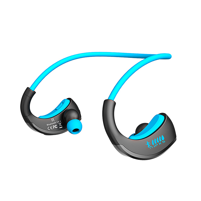 Dacom Armor IPX5  Wireless Sports Bluetooth Headset V4.1 Waterproof Running Brackets Fitness Universal dacom g06 ipx5 waterproof armor sports headset wireless bluetooth v4 1 earphone ear hook running headphone with mic for iphone