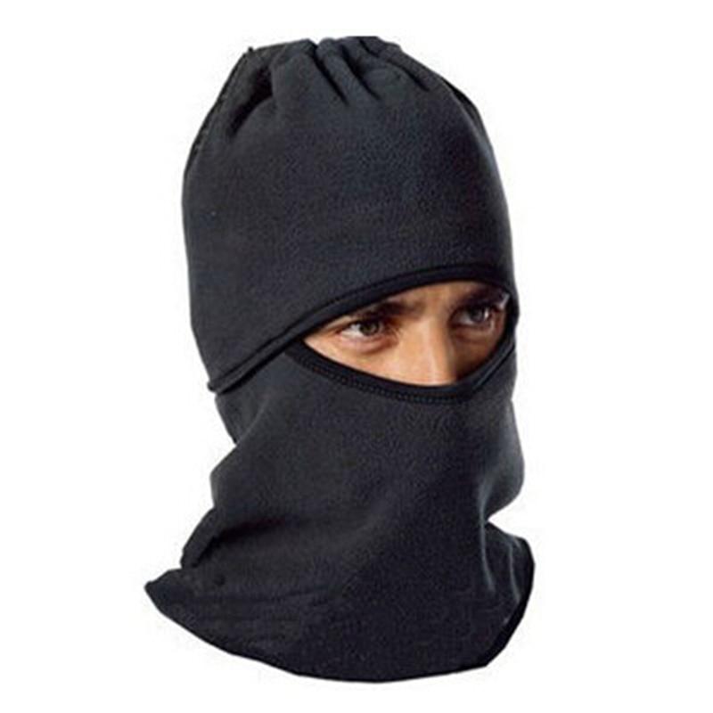 Теплая маска